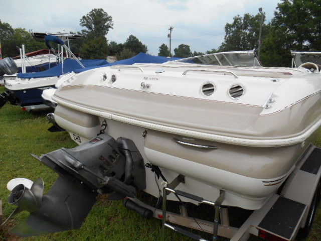 1997 Larson 220 Lxi 171 Carolina Boat Amp Trailer Denver Nc