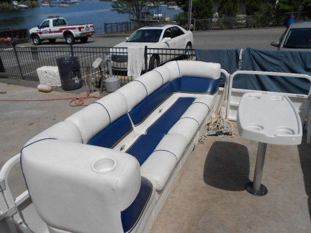 2008 Bentley 240 Cruise Pontoon 171 Carolina Boat Amp Trailer